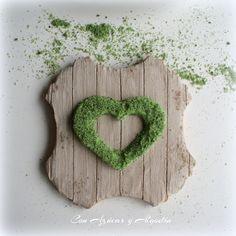 Verde que te quiero Verde... Simboliza la Esperanza, la amistad, la armonía, la estabilidad y la resistencia. Nos trasmite calma, frescura, equilibrio y es sinónimo de vegetación y primavera... Jus...