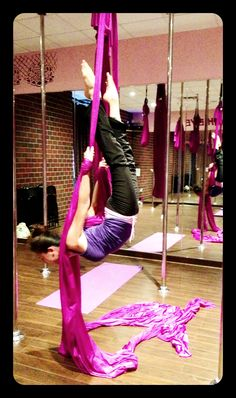 73 best yoga rope wall and suspension ideas images  yoga