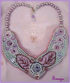 náhrdelník z korálků