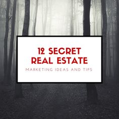 You should keep the same real estate domain throughout your entire career