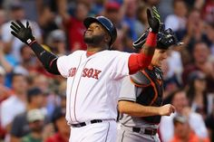 David Ortiz hit his 15th home run of the season as the Red Sox took down the Marlins. (Maddie Meyer/Getty Images)