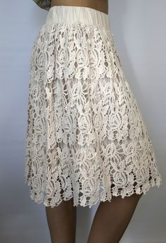 Jinny Skirt - Darling Clothing. Free shipping and it's lace!!