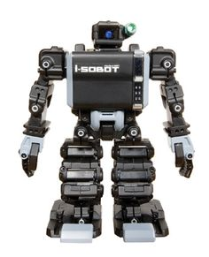 Buy I-Sobot, World's Smallest Humanoid Robot, For Only $95.99