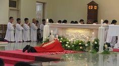Ordenan en China el primer obispo fiel a Roma en tres años
