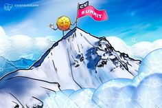 CV Summit United Blockchain Leaders and Enthusiasts in Davos Dog Test, World Economic Forum, Davos, Blockchain Technology, Fundraising, The Unit, Vip, Events, News