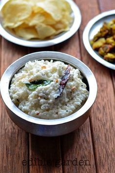 Iyengar-Style Curd Rice Recipe - South Indian spice rice mixed with yogurt