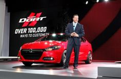 Dodge Dart Aero Package will boost fuel efficiency limits: Chrysler and Fiat