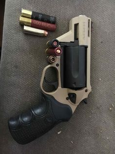 I ordered and installed Pachmayr Grips on my Public Defender Poly. I like the pistol but know that the Taurus Grips don't really fit my hands. Military Weapons, Weapons Guns, Guns And Ammo, Revolver Pistol, Concept Weapons, Custom Guns, Firearms, Shotguns, Cool Guns