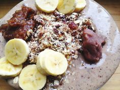 Banana Choco Bowl » Being Biotiful