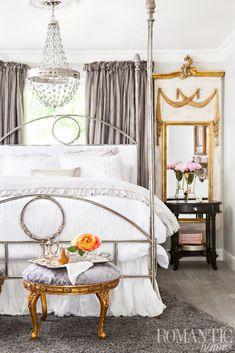 Romantic Home Essentials: Color - Romantic Homes