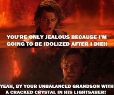 The Skywalkers need to get some serious family counseling
