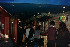 The Moose Bar, pub canadien - Odeon