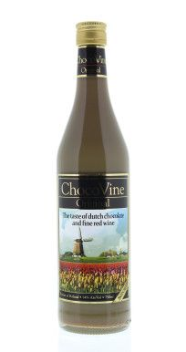 ChocoVine Chocolate Dessert Wine.....Absolutely delicious, especially while pinning