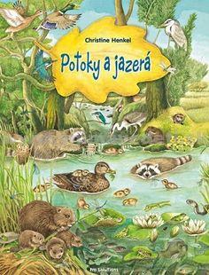 Chceš vedieť čo všetko sa skyva vo vode alebo na vode ? S touto detskou knihou sa to určite dozvieš.