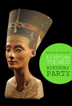Tons of Egyptian party food and goody bag/snack ideas in here >> How to throw an Egyptian Themed Birthday Party