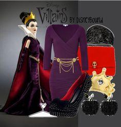 Disney Bound - Evil Queen ~ Designer ~ Snow White and the Seven Dwarves