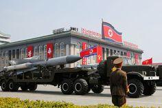 Korsel Laporkan Korut Luncurkan Misil Balistik : Militer Korea Selatan mengatakan Korea Utara telah meluncurkan sebuah misil balistik. Ketua Gabungan Kepala-kepala Staf Militer di Seoul mengatakan misil itu ditembak