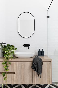 Timber Vanity, Bathroom Plants, Bathroom Inspo, Body Wash, Lotion, Coconut, Orange, Furniture, Design