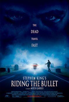 Riding the Bullet (2004)    Cast: Jonathan Jackson, David Arquette, Matt Frewer, Barbara Hershey, Erika Christensen.