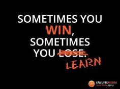 Win + Learn