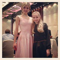 Gracie Gold and Elena Radionova
