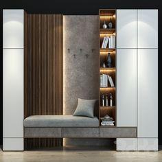 Wardrobe Door Designs, Wardrobe Design Bedroom, Bedroom Bed Design, Home Room Design, Modern Bedroom, Home Interior Design, Living Room Designs, Interior Decorating, House Design