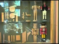 GERMANY: VILLAGE THAT PRODUCES HAND CARVED WOODEN TOYS - YouTube