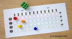 Transportation Races Game for Preschool and Kindergarten