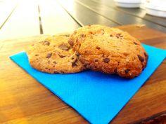 Lækre store cookies ☕☕☕