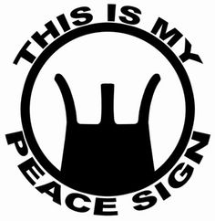 My peace sign Military Quotes, Military Humor, Military Life, Thing 1, Dont Tread On Me, Ares, Guns And Ammo, Marine Corps, Usmc