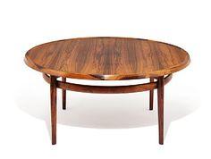 Mid Century bord «Falcon» – Skogen Design