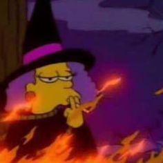 Boujee Aesthetic, Aesthetic Grunge, Peek A Poo, Matching Wallpaper, Arte Obscura, Foto Art, Halloween Pictures, Vintage Cartoon, The Simpsons