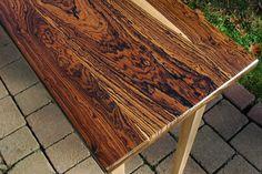 Premium Mahogany and Exotic Wood Tables