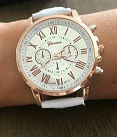 a7abd1d5e Compre Relógio Feminino Infinito Amore Bijouterias Nunca Usado no enjoei  relogio de pulso ouro rosa,