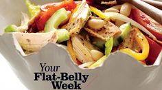 7 Day Flat Belly Diet Plan Recipes 2