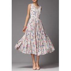 Без рукавов Midi богемский Платье  #Без #рукавов #Midi #богемский #Платье