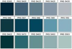 Pantone Azul, Color Blending, Colourful Outfits, Exterior Doors, Dream Bedroom, Aesthetic Pictures, Room Inspiration, Home Office, Sweet Home