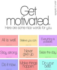 Get Motivated! #entrepreneur #entrepreneurship #venturecup