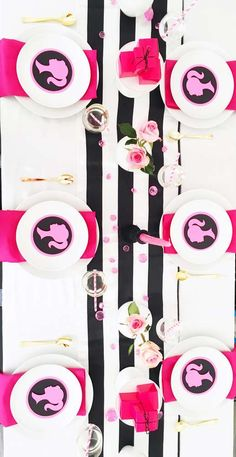 Glam Barbie Party | CatchMyParty.com
