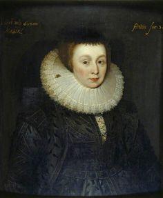 Marcus Gheeraerts the Younger - Lady Emily Howard, English Heritage, Kenwood