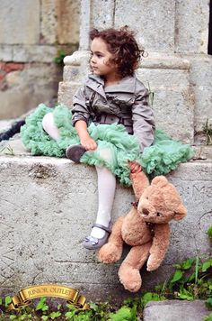 Emma on photoshooting for Junior outlet. Teddy, will you be my friend now? You Are My Friend, Ariel, Princess, Little Mermaids