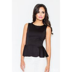 Arianna Top in Black