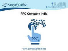 Pay per click entails the very simple measure of propelling your business right at the top of the search engine by paying for every user click. Though PPC campaigns are expensive, they are very effective when it comes to promoting your business online. Today, if you are looking for a ppc agency India then you are at right place Samyak Online Services provides the best ppc services in India.