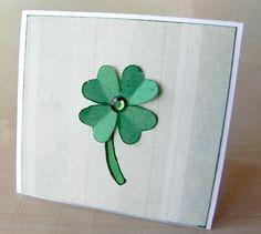 SybillinartNews: St Patrick notecard