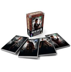 #DoctorWho: 50th Anniversary Collector's Edition (DVD) - Including the brilliant @dayofthefishdr special - £28.99