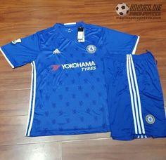 Home Maglia Calcio Chelsea 2016-17