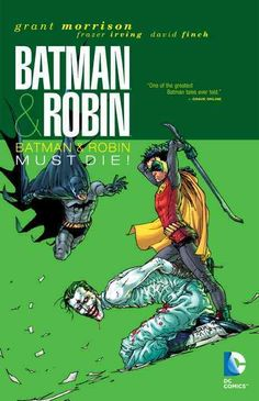 On the eve of Bruce Wayne's return to Gotham City, the all-new Batman and Robin team who replaced him deal with the return of The Joker in this finale to Grant Morrison's run on the best-selling BATMA