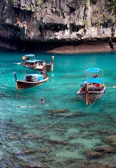Thailand - koh Phi Phi - another amazing adventure!