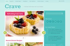 Check out Crave | Genesis 2.0 Child Theme by The Pixelista on Creative Market #wordpress
