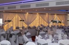 Win Floor to Ceiling Draping & Top-Table Fairylights from Wow Weddings - http://www.competitions.ie/competition/win-floor-ceiling-draping-top-table-fairylights-wow-weddings-2/